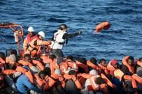 CEZAYIR - Binden Fazla Göçmen Libya'ya Geri Gönderildi