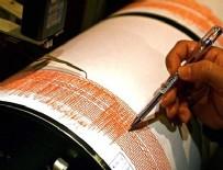 KANDILLI RASATHANESI - Bodrum'da şiddetli deprem