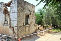 BITEZ - Bodrum'daki Deprem Anları Güvenlik Kamerasında