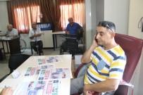 İŞİTME ENGELLİ - Bu Gazetenin Sahibi De Çalışanları Da Engelli