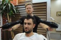 GÜNEŞLI - Bu Havalarda Saç Yıkamak Yıpranmalara Neden Oluyor