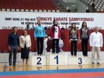 AHMET BULUT - Büyükşehir Kağıtspor Karate'den Milli Takıma 6 Sporcu