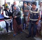 'Bylock' Şüphelisi Kadın Semt Pazarında Sebze Satarken Yakalandı