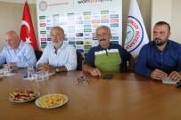 MEHMET CENGİZ - Çaykur Rizespor'da Hasan Kemal Yardımcı Dönemi Resmen Başladı