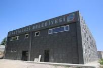 YAŞAM ŞARTLARI - Çeçenistan Parkına Prefabrik Çok Amaçlı Tesis İnşa Ediliyor