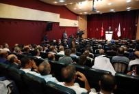 MAHALLİ İDARELER - Cumhurbaşkanı Erdoğan, Trabzon'da Partililerle Bir Araya Geldi