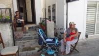 GÖKOVA - Deprem Fırtınası Bodrumluları Tedirgin Etti