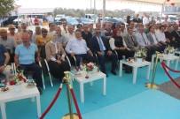 SERVET KOCAÖZ - Edremit Toplum Sağlığı Ve Sağlıklı Yaşam Merkezi Temel Atma Töreni Yapıldı
