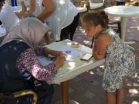 KARİKATÜR - Ekinlik Adası'nda 'Sanat' Yeşeriyor