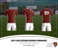 ELAZıĞSPOR - Elazığspor Yeni Sezon Formalarını Tanıttı