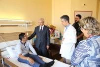 ALI ARSLANTAŞ - Erzincan'a Yeni Hastane Müjdesi