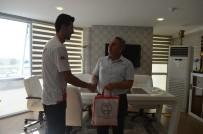 AHMET ÇELEBI - Erzurum Gençlik Hizmetleri Ve Spor İl Müdürü Taşkesenligil, Şampiyonları Ödüllendirdi