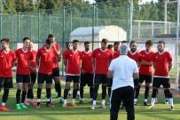 SAMSUNSPOR - Gazişehir Gaziantep, Samsunspor Maçı Hazırlıklarına Başladı