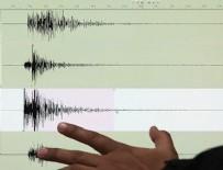 GÖKOVA KÖRFEZİ - Gökova Körfezi'nde 4,3 büyüklüğünde deprem