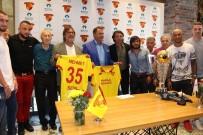 ATİLLA KAYA - Göztepe'nin Süper Lig'deki Sponsoru Yeniden Mahall Bomonti