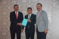 ŞEYH EDEBALI - Gümrük Ve Ticaret Bakanı Bülent Tüfenkci'den Bilecik Şeyh Edebali Üniversitesine Ziyaret