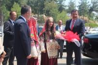 AHMET ARSLAN - Gümrük Ve Ticaret Bakanı Tüfenkci, Bilecik'te