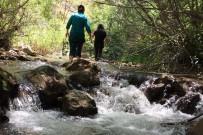 Gümüşhaneli Dağcılardan Kelkit Kanyonunda Zorlu Yürüyüş