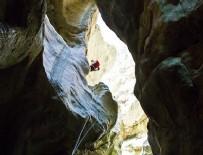 ÖZEL DERS - Harmankaya Kanyonu turizme kazandırılacak