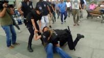 AÇLIK GREVİ - İstanbul Adliyesi'nde  Gülmen Ve Özakça Gerginliği