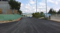 HARABE - İzmit Sokaklarında Asfalt Çalışmaları Sürüyor
