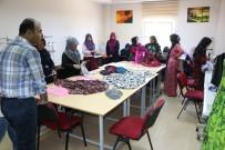 KADIN DESTEK MERKEZİ - Kadın Destek Ve Gençlik Merkezleri Becerileri Geliştiriyor