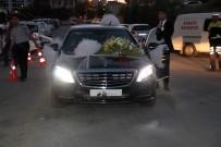 Kahraman Polis Fethi Sekin'in Kardeşine Makam Aracı Jesti
