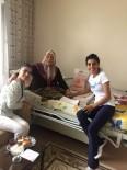 ERTUĞRUL GAZI - Kartepeli Kadınlar Ziyaretlerini Sürdürüyor