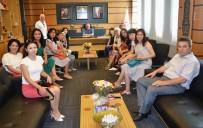 YURTDIŞI TÜRKLER VE AKRABA TOPLULUKLAR - Kazak Gazeteciler Hersek'e Hayran Kaldı