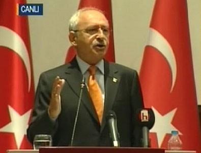 Kılıçdaroğlu İstanbul'daki belediyeciliği eleştirdi