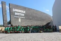 TRUVA - Kıbrıslı Gençlerin Çanakkale Kampı Devam Ediyor