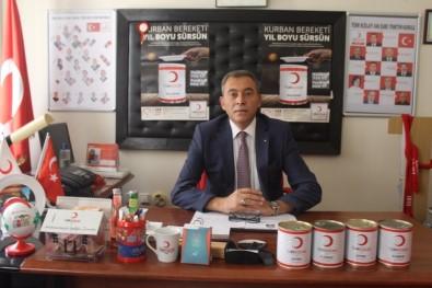 Kızılay'dan kurban bağışı kampanyası