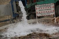 KARACADAĞ - Konya'da 9 İlçede 11 Mahalleye Sağlıklı Su
