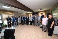 MUSTAFA BAYRAM - Kuzey Ege Havzası 'Taşkın Yönetim Planı' Toplantısı Yapıldı