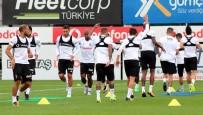 LENS - Lens Sahaya İndi, Beşiktaş Hazırlıklarını Sürdürdü