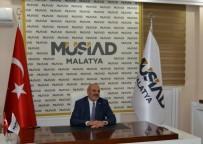 MESUT KARATAŞ - Malatya İş Dünyası Platformu Oluşturuldu