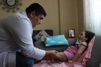 PSİKOLOJİK DESTEK - Minik Beyza'nın İmdadına Sağlık Bakanlığı Yetişti