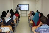 YÜKSEKÖĞRETİME GEÇİŞ SINAVI - Öğrenciler Belediyelerin Eğitim Merkezlerine Yöneliyor