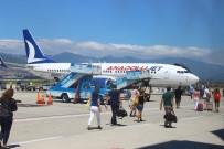 KOCA SEYİT - (ÖZEL HABER) Koca Seyit Havalimanı Büyümeye Devam Ediyor