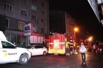 İTFAİYE MÜDÜRÜ - Özel Hastanede Çıkan Yangın Büyümeden Söndürüldü