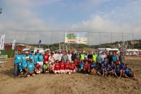 SALIH ARSLAN - Plaj Futbol Ligi Kocaeli Şampiyonu Belli Oldu