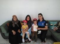 POLİS TEŞKİLATI - Polisler Şehit Ailelerini Yalnız Bırakmıyor