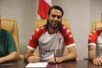 TUNUS - Samsunspor 4 Önemli Futbolcuyu Renklerine Bağladı