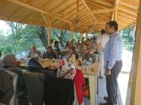 ÜLKÜCÜ - Şehit Aileleri Ve Gaziler Piknikte Bir Araya Geldi
