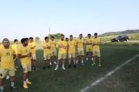 YUSUF YıLDıZ - Serdivanspor Yeni Sezonun Hazırlıklarına Başladı