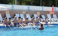 YÜZME KURSU - Seyitgazi Belediyesi'nin Ücretsiz Yüzme Kursu