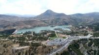 UĞUR İBRAHIM ALTAY - Sille Baraj Parkı'na İki Günde 40 Bin Ziyaretçi