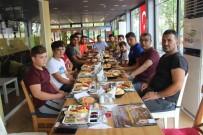 Termal Park'tan Çan Belediyesi Güreşçilerine Kahvaltı