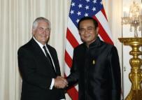 GÜNEY DOĞU - Tillerson'dan Tayland'a 'Kuzey Kore' Ziyareti