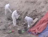 DEVRİK LİDER - Toprak altından 550 ceset çıktı